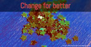 Förändringar